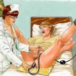 Страпон рассказ «Кресло гинеколога»