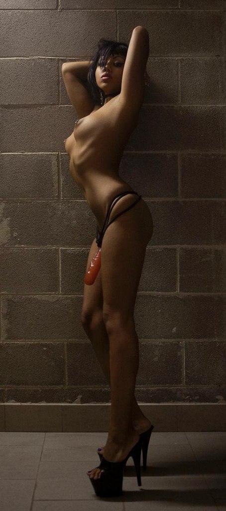 Шикарный страпон фото