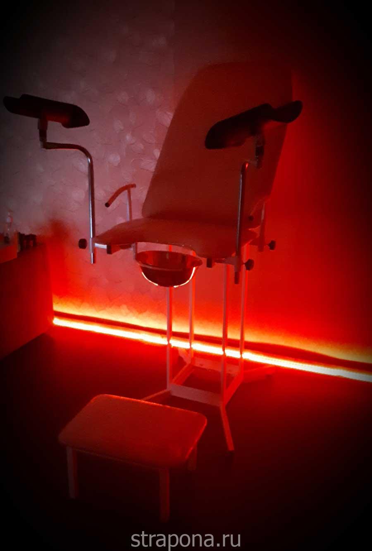 игра в кресло гинеколога