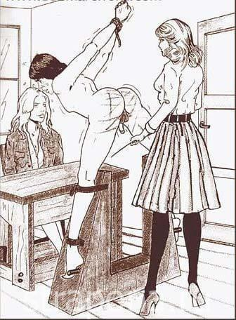 урок принудительного мужского анала