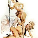 Секс рассказы клизма